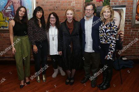 Michelle Cameron, Christina Choe (Writer/Director), Ann Dowd, J. Smith-Cameron, Kenneth Lonergan, Edie Falco