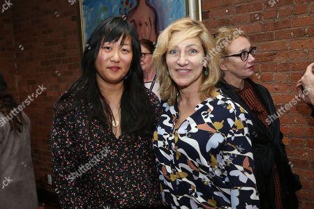 Christina Choe (Writer/Director), Edie Falco