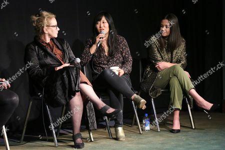 J. Smith-Cameron, Christina Choe (Writer/Director), Michelle Cameron