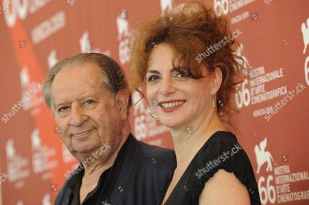 Tinto Brass, Caterina Varzi