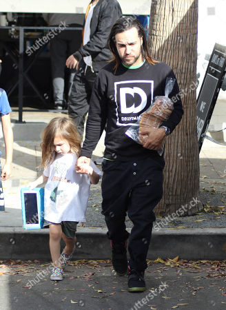 Pete Wentz out and about, Los Angeles