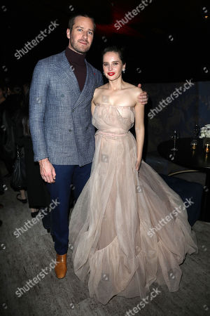 'On the Basis of Sex' film screening, After Party, New York