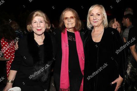 Nina Totenberg, Gloria Steinem and Mimi Leder (Director)