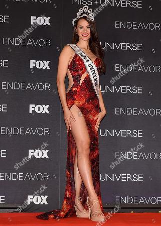 Miss Universe Pageant, Press Room, Bangkok