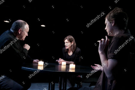 Editorial image of 'The Shawl' play at the Arcola Theatre, London, Britain - 09 Sep 2009