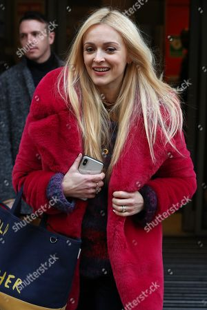 Fearne Cotton out and about, London