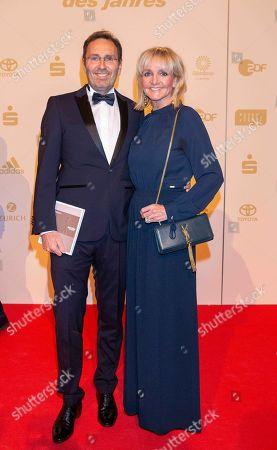 Christa Kinshofer-Rembeck, husband, Dr. Erich Rembeck