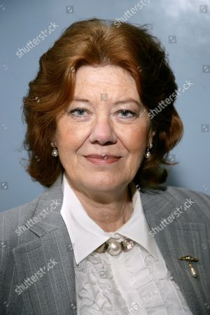 Stock Picture of Anne Perry
