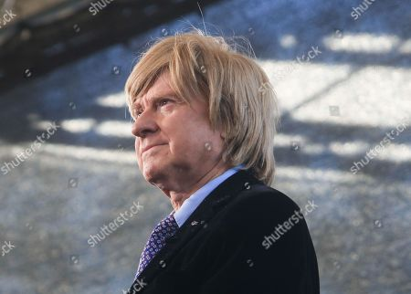 Stock Photo of Michael Fabricant Conservative MP for Lichfield in Staffordshire