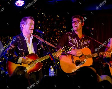 Stock Photo of Jim Cuddy Band - Jim Cuddy with Sam Polley