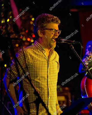Stock Picture of Jim Cuddy Band - Andy Maize