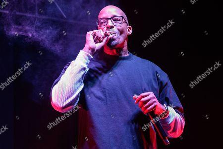 Editorial image of Snoop Dogg Texas Ballpark Tour, Round Rock, USA - 02 Dec 2018
