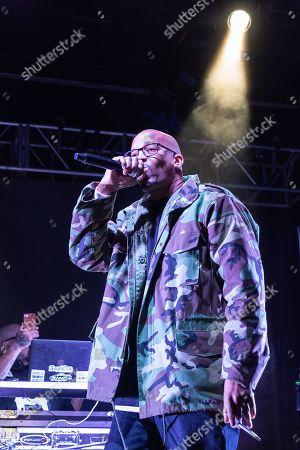 Editorial photo of Snoop Dogg Texas Ballpark Tour, Round Rock, USA - 02 Dec 2018