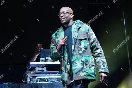 Rapper Warren G