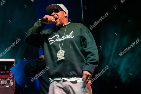 Stock Image of Tray Deee of Tha Eastsidaz