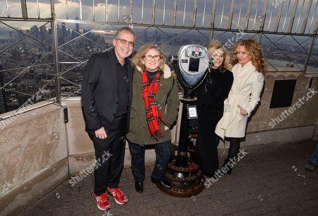 Nancy Cartwright, Pamela Hayden, Stephanie Gillis, Mike Scully
