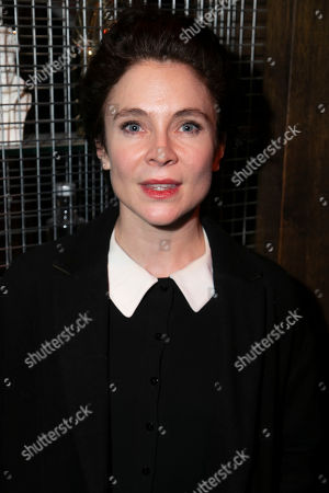Editorial photo of 'Caroline or Change' party, West End Transfer, London,  - 17 Dec 2018