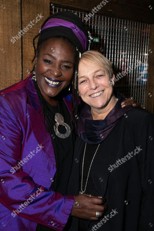 Stock Photo of Sharon D Clarke (Caroline Thibodeaux) and Susie McKenna