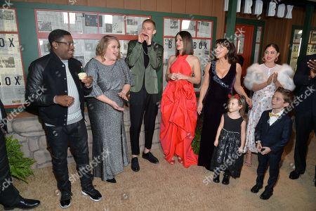 Lil Rel Howery, Danielle Macdonald, Machine Gun Kelly, Sandra Bullock, Susanne Bier, Vivien Lyra Blair, Rosa Salazar, Julian Edwards