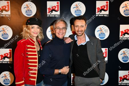 Editorial image of Petit Prince Association gala, Paris, France - 17 Dec 2018