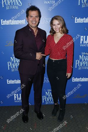 """Editorial image of The Cinema Society with FIJI Water, Lindt Chocolate, Entertainment Weekly & People host a screening of Disney's """"Mary Poppins Returns"""", New York, USA - 17 Dec 2018"""