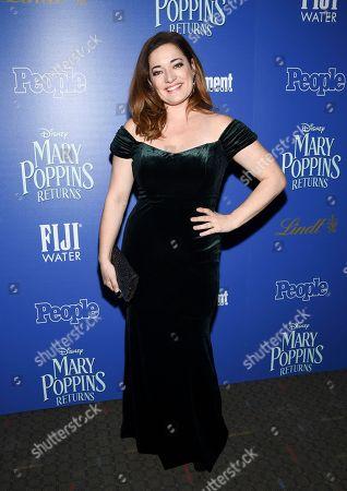 "Editorial photo of NY Special Screening of ""Mary Poppins Returns"", New York, USA - 17 Dec 2018"