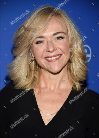 """Rachel Bay Jones attends a special screening of Disney's """"Mary Poppins Returns"""", hosted by The Cinema Society, at the SVA Theatre, in New York"""