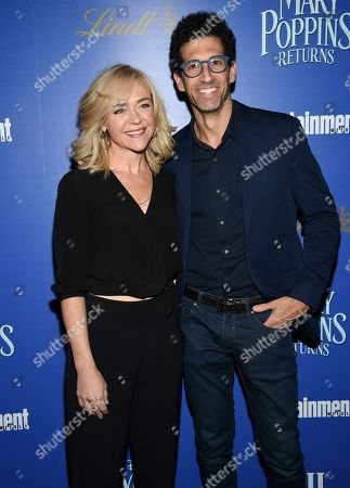 """Editorial picture of NY Special Screening of """"Mary Poppins Returns"""", New York, USA - 17 Dec 2018"""