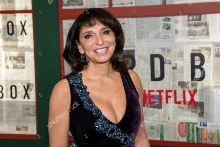 """Susanne Bier attends a screening of """"Bird Box"""" at Alice Tully Hall, in New York"""
