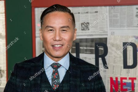"""BD Wong attends a screening of """"Bird Box"""" at Alice Tully Hall, in New York"""
