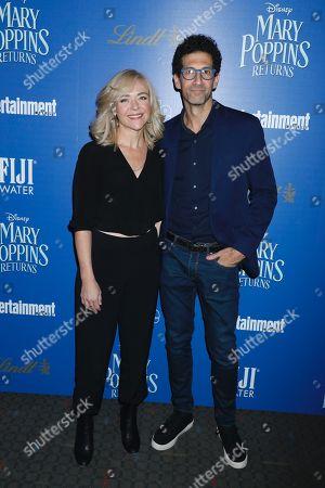 Stock Picture of Rachel Bay Jones and Ben Foster