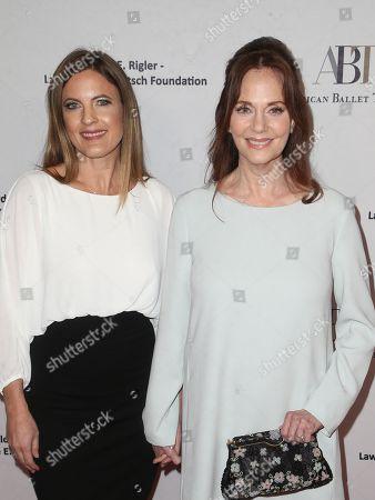 Daniella Peters and Lesley Ann Warren