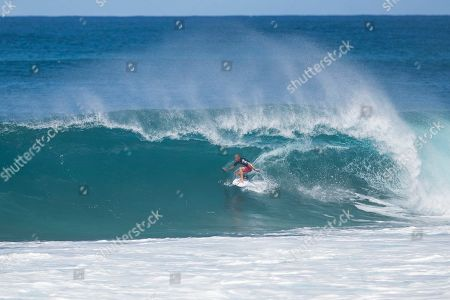 Editorial picture of Surfing Billabong Pipe Masters in memory of Andy Irons, Haleiwa, USA - 17 Dec 2018