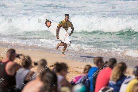Editorial image of Surfing Billabong Pipe Masters in memory of Andy Irons, Haleiwa, USA - 17 Dec 2018