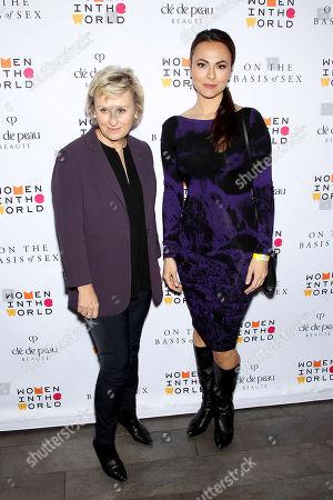 Tina Brown, Isabel Leonard