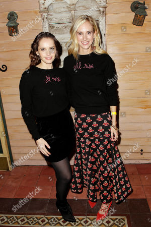 "Editorial photo of Women In The World Movie Night Presents New York Screening of Focus Features ""On The Basis Of Sex"", New York, USA - 17 Dec 2018"