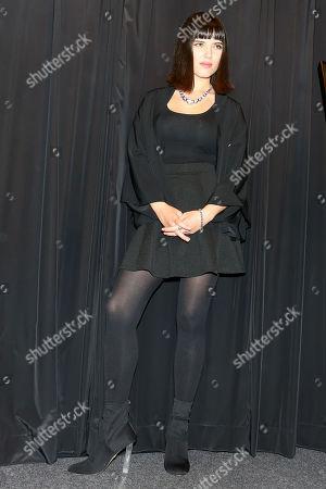 Editorial photo of 'Mathilde' film photocall, Tokyo, Japan - 08 Dec 2018