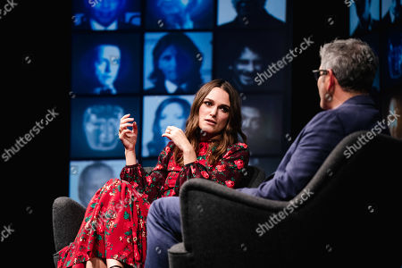 Keira Knightley in conversation with Jason Solomons