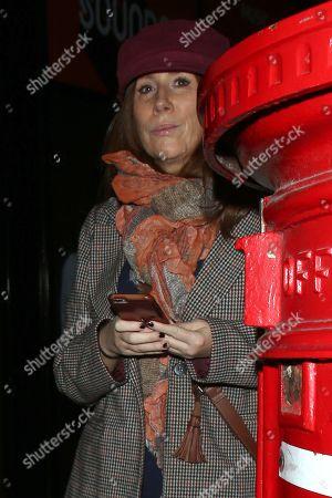 Catherine Tate at BBC Radio 2