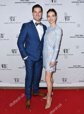 Editorial photo of American Ballet Theatre Holiday Benefit Gala, Los Angeles, USA - 17 Dec 2018
