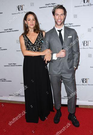 Jennifer Garner, James Whiteside
