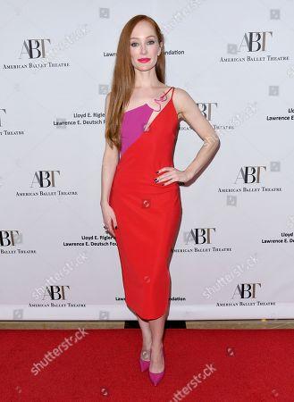 Editorial image of American Ballet Theatre Holiday Benefit Gala, Los Angeles, USA - 17 Dec 2018