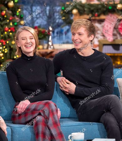 Editorial photo of 'This Morning' TV show, London, UK - 18 Dec 2018