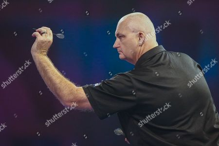 James Bailey during the Darts World Championship 2018 at Alexandra Palace, London