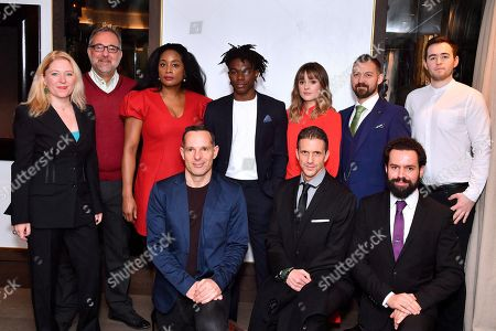 Editorial picture of Critics Circle Film Awards nominations at The May Fair Hotel, London, UK - 18 Dec 2018