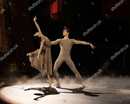 Roberto Bolle and Alessandra Ferri