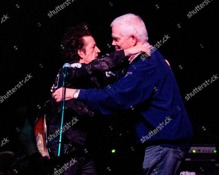 Willie Nile with Dave Hodge