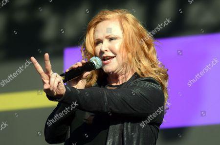 Stock Image of Carol Decker, T- Pau