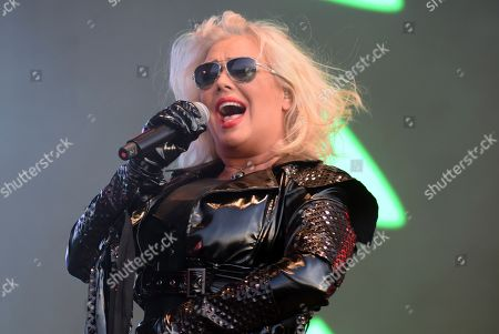 Stock Picture of Kim Wilde