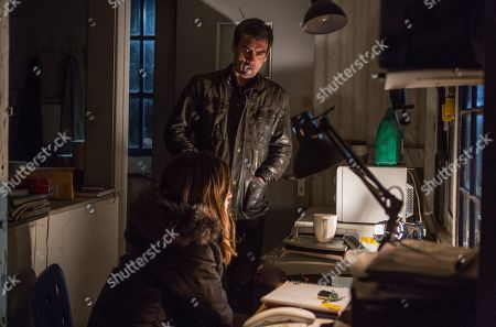 Ep 8366 Monday 14th January 2019 When a tearful Debbie Dingle, as played by Charley Webb, explains to Cain Dingle, as played by Jeff Hordley, she can never move on from Joe, Cain finally reveals he killed Joe. As Debbie rushes out, a devastated Cain realises everything's changed for them.